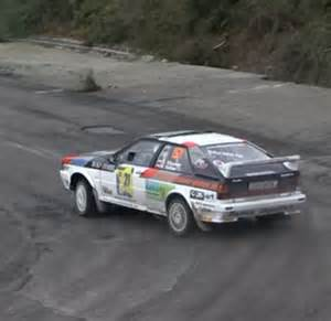 amazing audi quattro rally car dpccars