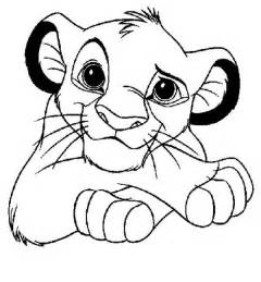 lion king picture simba lion king coloring picture simba lion king coloring