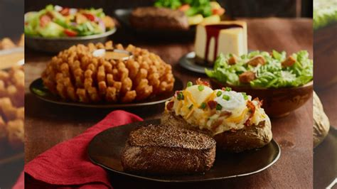 outback valentines special outback s 2017 valentine s day meal for 2 is bloomin with