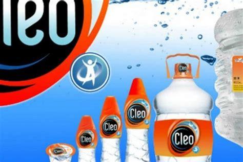Air Kemasan Cleo Setelah Go Produsen Cleo Akan Bangun Dua Pabrik