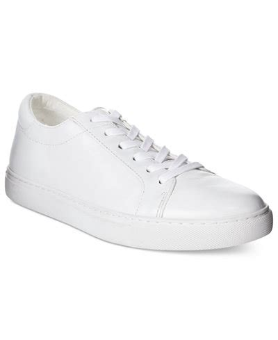 kenneth cole womens sneakers kenneth cole new york s kam lace up sneakers