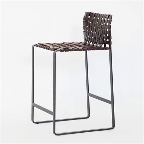 woven counter stool albrecht studio suite ny