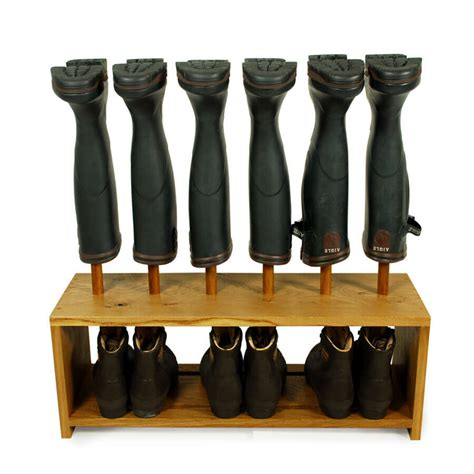 shoe boot rack oak wellington and shoe rack 3 pair boot and saw