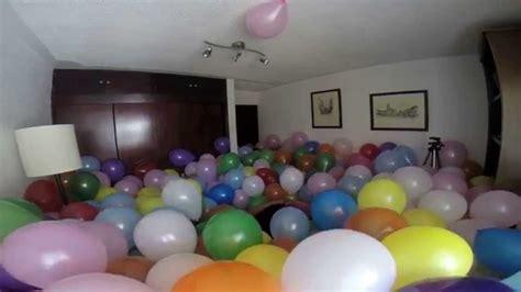 balloons in room melba birthday 1000 balloon room