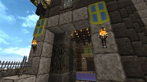 lovely Tips For Building A House #2: Viking-Castle-minecraft-building-ideas-house-home-small-tower-6.jpg