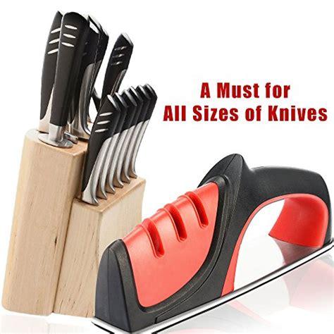 Kitchen Knife Sharpening Prices Boxlegend Knife Sharpener 3 In 1 Sharpening System For All