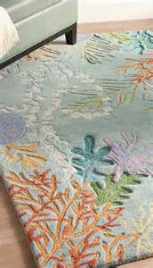 Beautiful Bathroom Rugs This Beautiful Coral Reef Rug Beautiful Bathroom Rugs And Mermaid Bathroom
