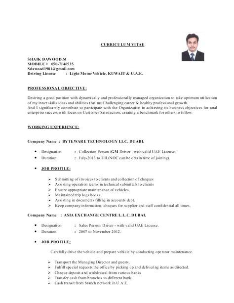 Curriculum vitae permis de conduire - laboite-cv.fr