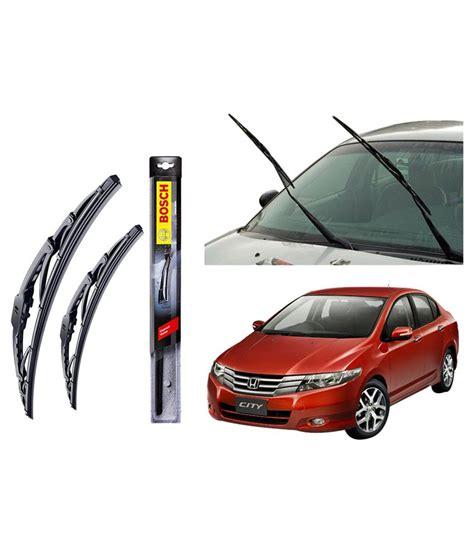 Wiper Mobil Bosch Clear Advantage 14 Inch Bosch Flat Frameless bosch clear advantage wiper blades for honda city 24