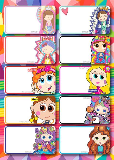 imagenes etiquetas escolares etiquetas para la escuela distroller cartoon network