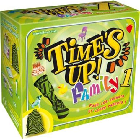 Asmodee Carte 2 Ans by Time S Up Family Asmod 233 E Autre Jeu De Soci 233 T 233 Achat Prix Fnac