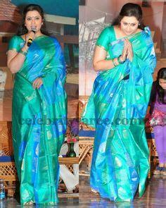 Gms India Bordir shimmer white and saree sarees