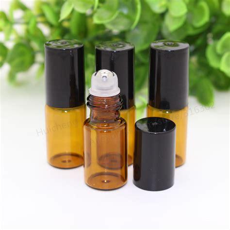 Parfum Roll On 5ml Murni Biang 300pcs 3ml roll on roller bottles for essential oils roll on refillable perfume bottle deodorant