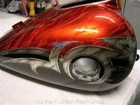 unique paint custom paint job harley davidson honda yamaha suzuki