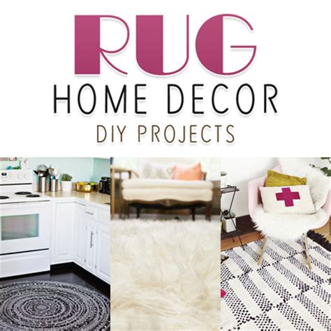 rug home decor diy projects the cottage market