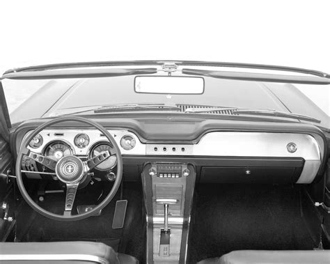 transmission control 1964 ford mustang instrument cluster reinventing the ford mustang steering wheel myautoworld com