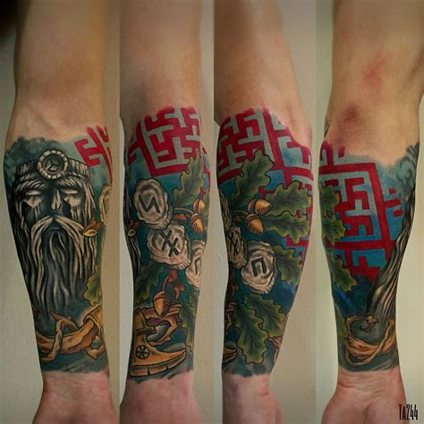 image gallery slavic tattoos