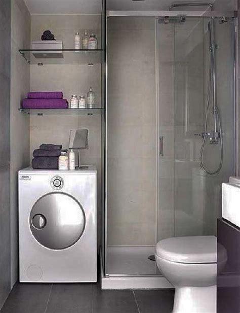 small bathroom ideas  washing machine