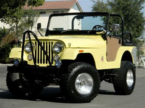1972 Jeep Cj5 For Sale Buy Used 1972 Jeep Cj Cj5 Cj 5 Original V8 Amc 304 5