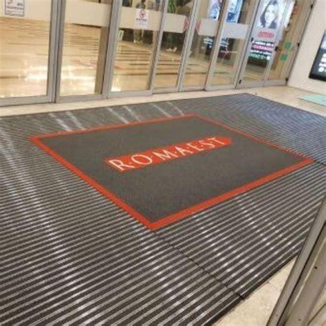 zerbino personalizzato roma zerbini personalizzati e tappeti 3m nomad terra abatecs