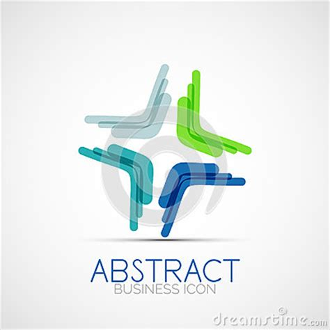 design lop travel line design loop logo stock vector image 45006405