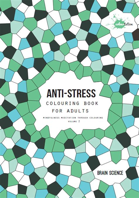anti stress colouring book for adults brain science colourtation brain science colouring books for adults