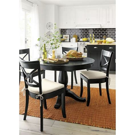 black table ls cheap avalon 45 black extension dining table in dining tables