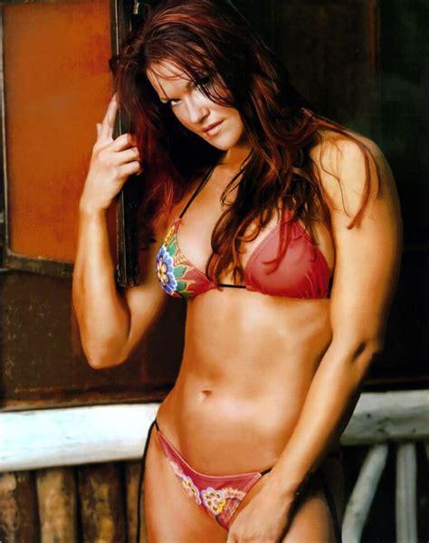 Lita Hot Photo wwe Champion Wrestler Champion