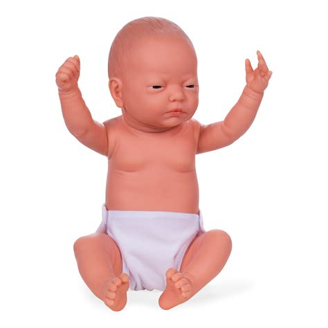 newborn skin color baby newborn mannequin blanc skin color