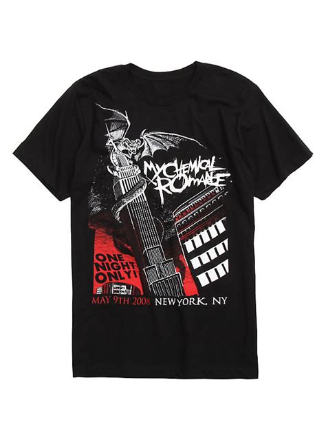T Shirt Nyc Is My my chemical nyc t shirt topic
