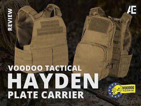 voodoo tactical quality review voodoo tactical hayden plate carrier