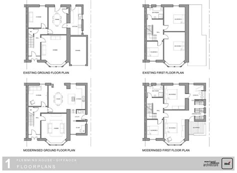 image gallery house extension plans