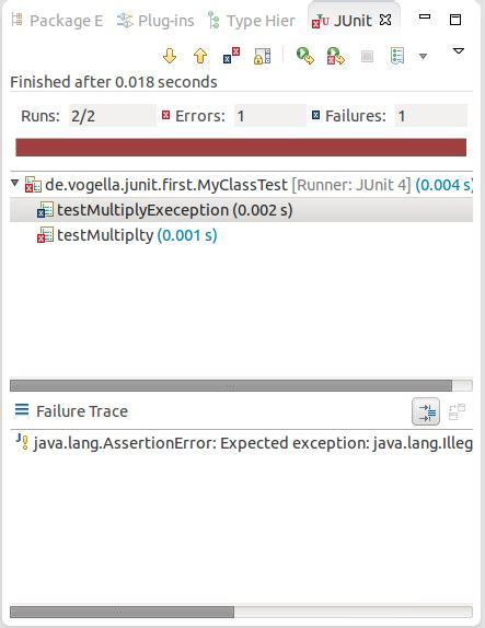 javascript tutorial vogella unit testing with junit tutorial