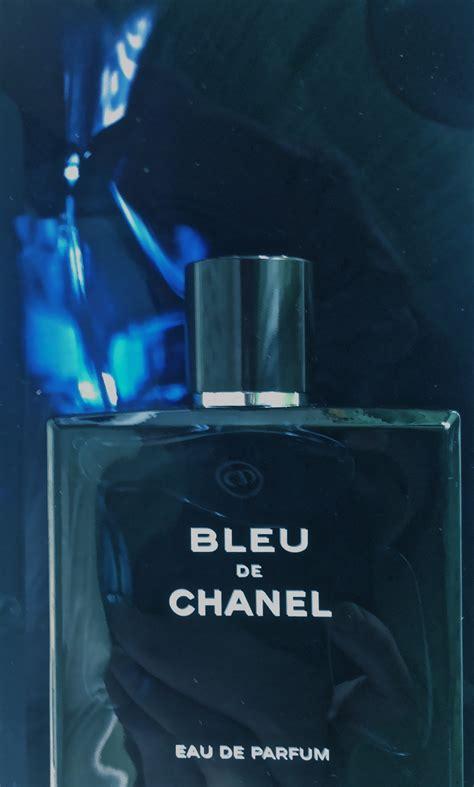 Parfum Chanel Blue chanel geurengoeroe