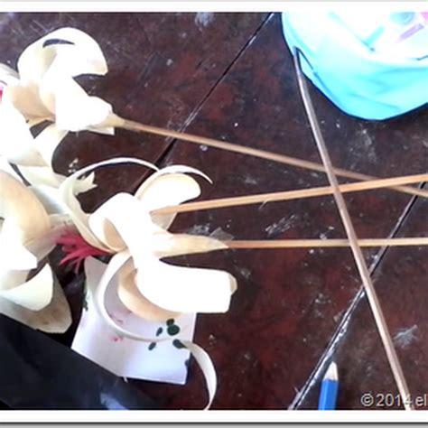 membuat kerajinan dari limbah nabati eltelu contoh cara membuat karya kerajinan dari bahan