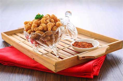 macaroni crispy pedas resep  dapur kobe