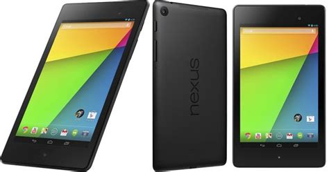 Nexus 7 Android 9 by Unveils The New Nexus 7 Android Tablet An