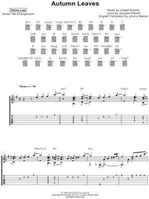 Guitar Tab Sheet Music Downloads | Musicnotes.com
