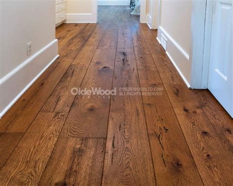 Wide Wood Plank Flooring Reclaimed Wood Flooring Wide Plank Floors Reclaimed Flooring