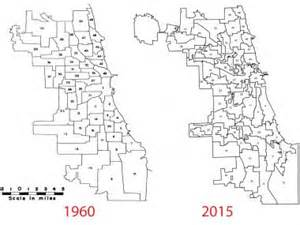 Chicago Ward Map 2015 by Ward Remap Violates Civil Rights Act Say Iit Researchers