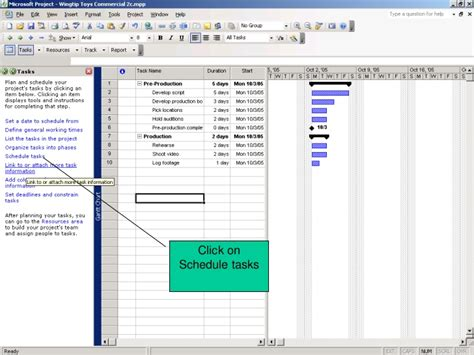 Download Gantt Chart For Spa Business Gantt Chart Excel Template Microsoft Project 2003 Templates