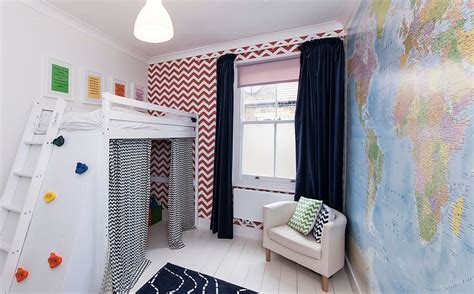 25 kids bedrooms showcasing stylish chevron pattern fashionably fun 25 kids bedrooms showcasing stylish