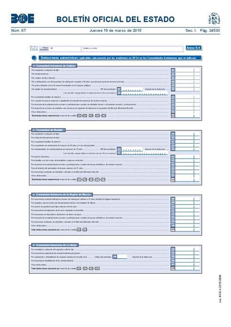renta y patrimonio 2015 bizkaiaeus los modelos de la renta y patrimonio de 2014 declaracion