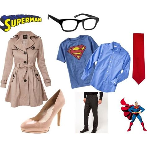pin by lois hoch on diy pinterest quot lois lane clark kent halloween costumes quot by