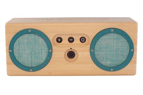 amazoncom otis eleanor bongo bamboo wood bluetooth