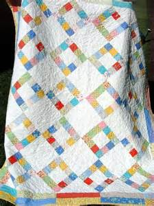 quilt pattern quarters easy beginner fast