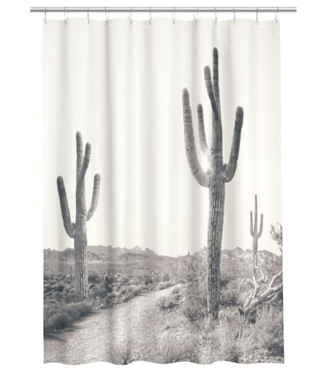 Hm Shower Curtain by Desert Shower Curtain By H M Object Lesson Shower