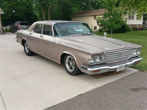 1964 Chrysler Newport by Bangshift This 1964 Chrysler Newport Might Be A