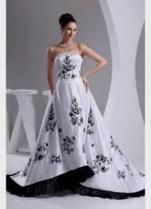 Plus Size Black Wedding Cake Black And White Wedding Dress Plus Size World Dresses