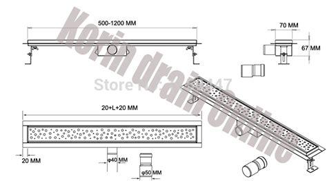 Saringan Wc Floor Drain Stainless Owner snless steel floor drainage channel carpet vidalondon